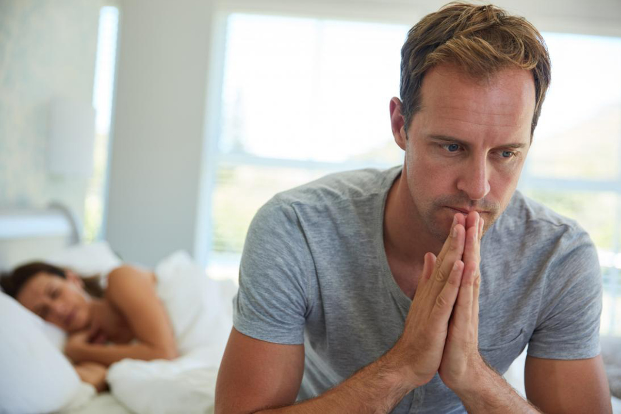 Mindig megcsalás a vége, ha valakit folyton visszautasítanak az ágyban?